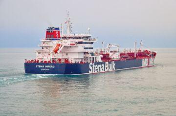 Irán captura un  buque británico  y sube la tensión