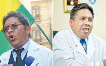 En segundo día de paro, ordenan aprehensión de líderes médicos