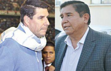 Claure va contra Salinas