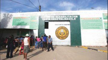 Palmasola: Juez determina  cárcel para exgobernador