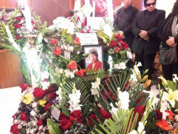 Despiden con homenajes a activista Julieta Pérez