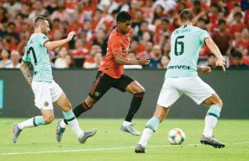 El Manchester derrotó al Inter