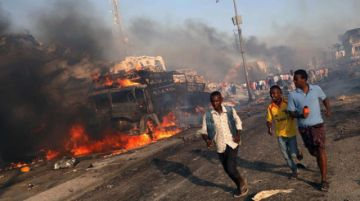 Somalia: 19 Muertos y 23 heridos por un ataque cerca del aeropuerto de Mogadiscio