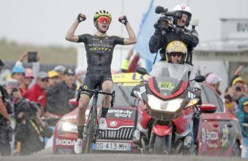 Yates, rey de los Pirineos en el Tour de Francia