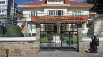 TSE ve faltas electorales en los casos de Ortiz y Fencomin