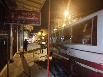 Sucre: Accidente de tránsito deja dos personas heridas