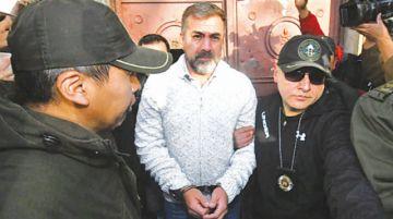 Moreira denuncia tratos inhumanos en Palmasola