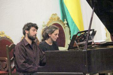 Se inician conciertos de música clásica