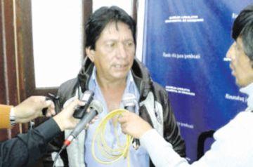 Candidato de CC insiste en estudio de Incahuasi