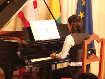 Convocan a cuarto concurso de piano