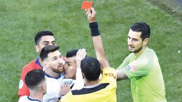 Messi no podrá jugar primer partido de Eliminatorias