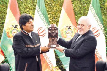 Bolivia e Irán sellan vínculo en tecnología y comercio