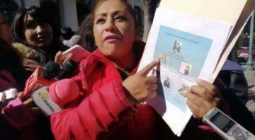 Pugna en Pan-bol: Nina acusa al candidato vicepresidencial de inhabilitarse por borracho