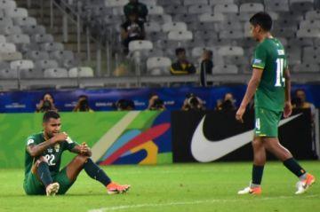 Bolivia desciende en el ranking FIFA