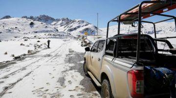 Muere una persona sepultada por mazamorra en Cochabamba