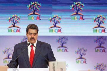 EEUU sanciona al entorno familiar de Nicolás Maduro