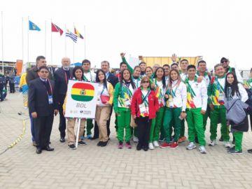 Bolivia inicia nuevo desafío