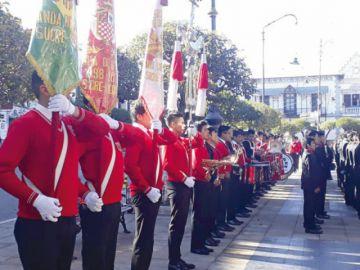 Celebran natalicio de Jaime de Zudáñez