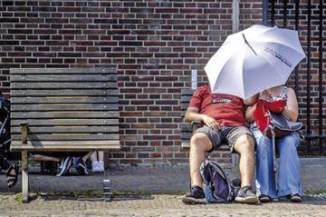 Europa se despide de  agobiante ola de calor