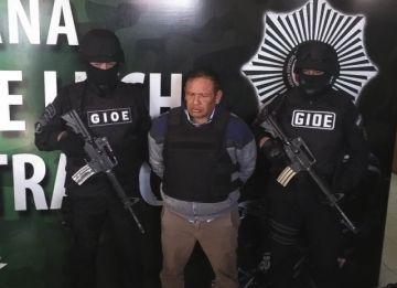 """Narco peruano atrapado en Beni gestionaba """"narcovuelos"""" con tres países"""