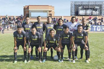 Atlético Sucre gana y escala al primer lugar de la tabla