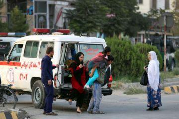 Tres muertos y 25 heridos en ataque contra oficina de un candidato en Afganistán