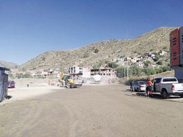 Campaña apoya a los vecinos del Distrito 4 de Sucre