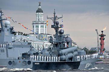 Putin: Armada rusa puede responder a cualquier agresor