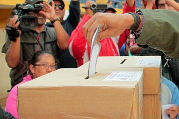 ¿Quiénes quedaron para las elecciones subnacionales?