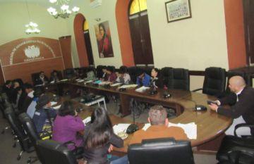Aasana: Estudio determinará qué departamento puede convertirse en regional del sur