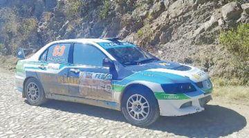 Los autos vuelan en Tomina en la IV Prueba Departamental