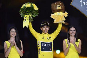 Bernal, el nuevo héroe  del ciclismo colombiano