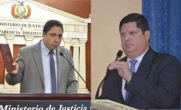 Ministro de Justicia pide investigación a magistrado Egüez por supuesta presión a juez
