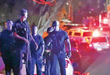 EEUU: Mueren 4 personas en tiroteo durante una feria