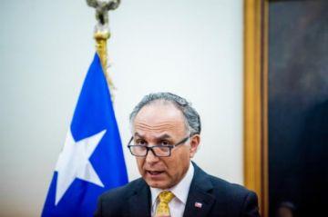 Canciller de Chile lamenta que parlamentarios de su país respalden reclamo marítimo