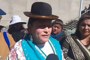Virginia Velasco renuncia a ser candidata