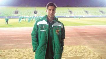 Gamarra vuelve a Bolivia