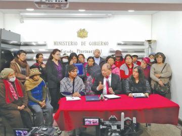 Cáncer: Pacientes arrancan compromiso al Gobierno