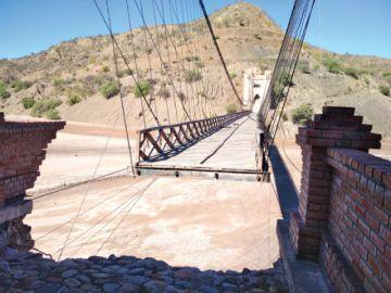 Refacción de Puente Sucre requiere de Bs 1,1 millones