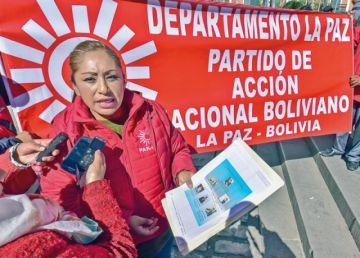 Nina, de Pan-Bol, plantea abrogar ley Avelino Siñani