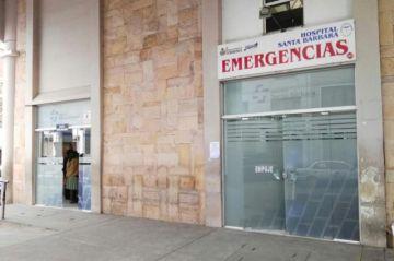 Dos pacientes a  terapia intensiva  por accidentes