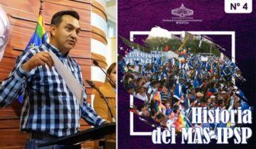 Oposición denuncia malversación de recursos en cartillas con historia del MAS