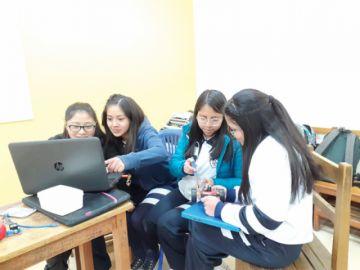 Concurso de robótica atrae a más mujeres