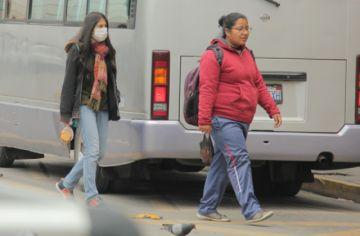 IRAs bajan y reportan  más casos de influenza