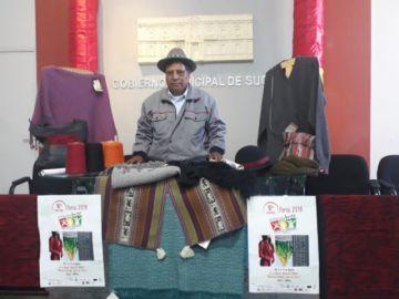 Producción textil destacará en Feria nacional IntegrArte