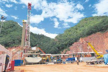 Gas: Producción diaria se reduce en más del 15%