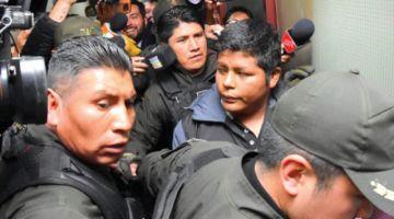 Fiscalía anuncia acusación de líder cocalero en agosto