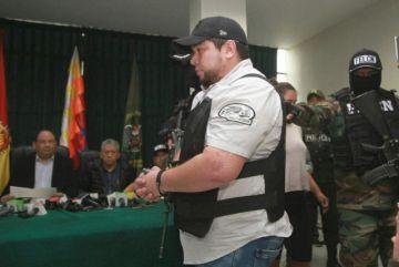 Ministerio de Gobierno anuncia que se imputará a Montenegro por narcotráfico