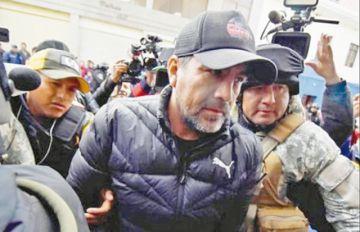 Agreden en Palmasola al excapitán Moreira
