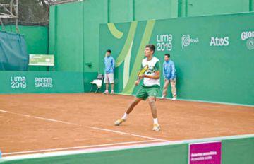 Lima: Tenis sigue en carrera